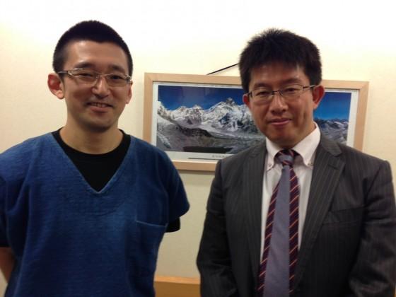 横浜新都市脳神経外科病院循環器内科部長 芦田和博先生からの熱いメッセージ