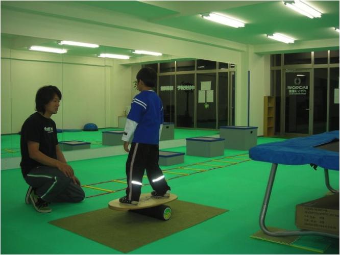 10才までのコアトレ(体幹トレーニング)親子体験セミナー